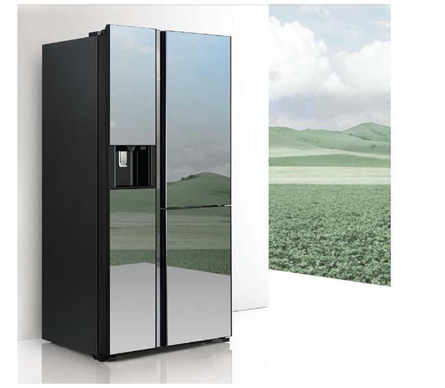 یخچال درب اتوماتیک هیتاچی RM700AFP