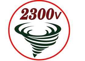 جاروبرقی سطلی 2300 وات هیتاچی