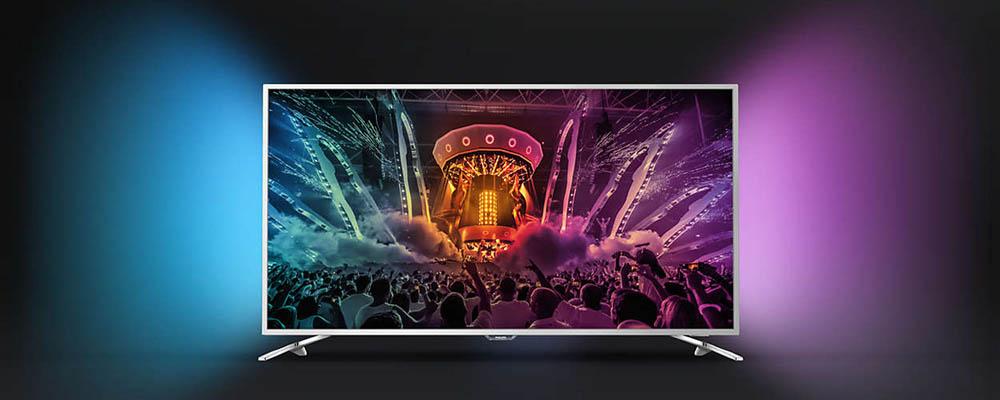 تلویزیون LED فیلیپس سری 6501