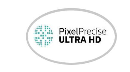 Pixel Precise Ultra HD