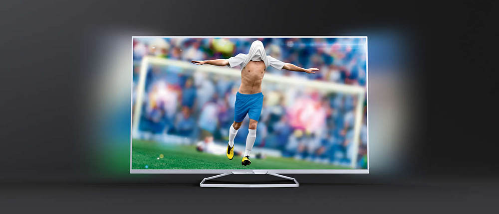 Philips tv PFS6609