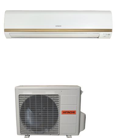 کولر گازی اسپلیت هیتاچی 18000 سرمایشی و گرمایشی مدل RAS-S18HPA